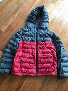 4 Jackets, Size120/130/140...$15