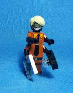 LEGO NINJAGO minifigure Garmadon
