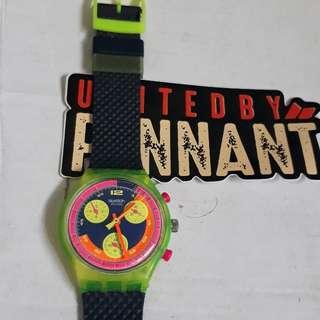 Swatch chrono matic