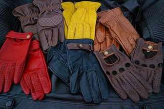 Leather Gloves [PRE ORDER] LAST DAY TO ORDER!!