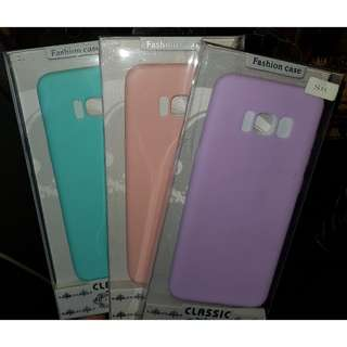 Soft TPU Candy Case for S8