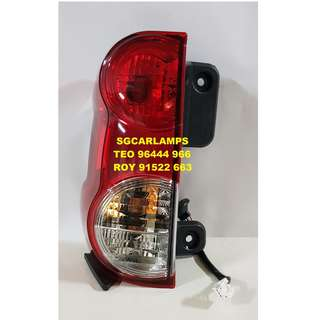 NISSAN NV200 TAIL LAMP / TAIL LIGHTS (NEW)