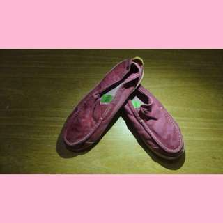 Timberland Pink Slip-On 7 NWT (Sepatu Anak Perempuan)