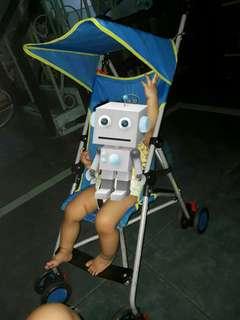 REPRICED ! Light weight stroller
