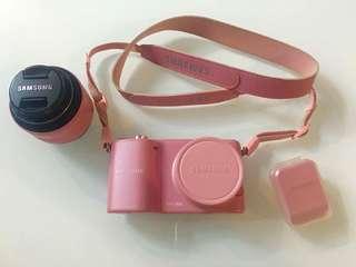 Samsung Nx2000 pink