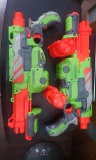 Vortex Praxis Nerf Guns w Magazine