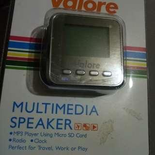 Valore ice cube trays VMS 100 multimedia speaker brand new sealed