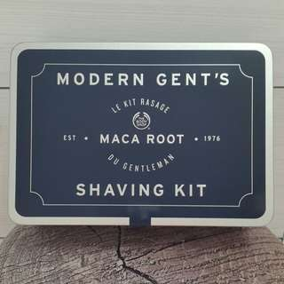 The Body Shop - Maca Root Shaving Kit