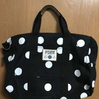 Overnight Canvass Bag (Repriced Again!)