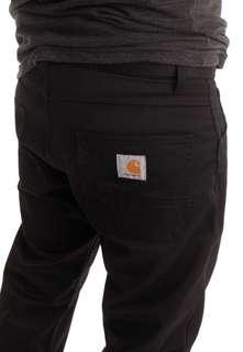 Carhartt Black Twill Pants
