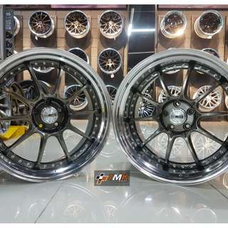 sport rim 20 inch ORIGINAL JAPAN SSR PROFESSOR SP5 NISSAN GTR35 GTR R35 FAIRLADY 370Z 350