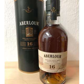 Aberlour 16 Years Old Highland Single Malt  亞伯樂 16年