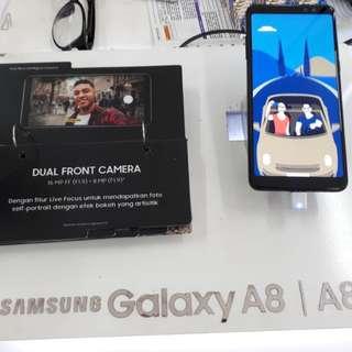 Samsung Galaxy A8 + kredit proses cepat