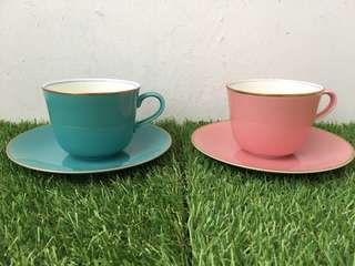 Nagoya Ceramic Coffee Cup Set of 2