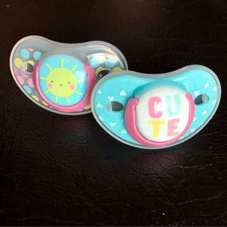 Mothercare Pacifiers