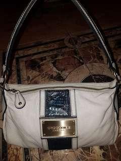 Preloved Authentic Crocodile shoulder bag