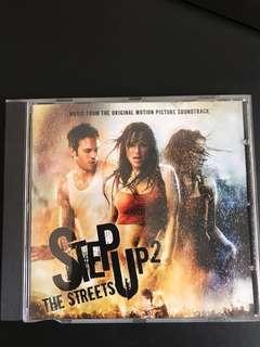 Step Up 2 原聲大碟