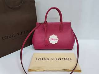 Authentic Louis Vuitton Epi Leather Marly BB Fuchsia {{ Only For Sale }} ** No Trade ** {{ Fixed Price Non-Neg }} ** 定价 **