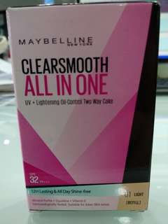 Refill TWC clearsmooth all in one