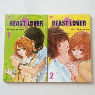 Komik Beast Lover 1-2T Motomi Kyousuke