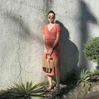 Roma Slit Dress 15 stocks left