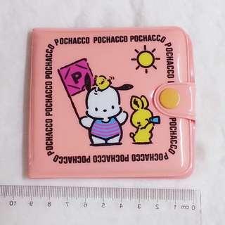 1996年絕版 Pochacco PC狗 錢包 銀包 膠製品