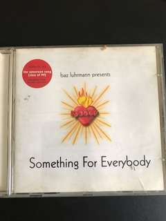 Something For Everybody 電影歌曲