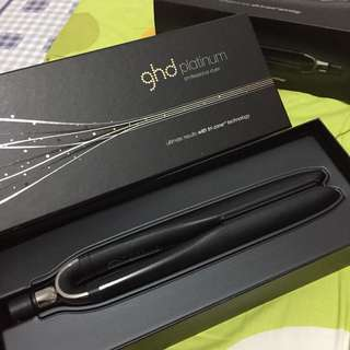 GHD Platinum Original 100% Authentiv
