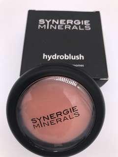 Synergie hydro blush spice