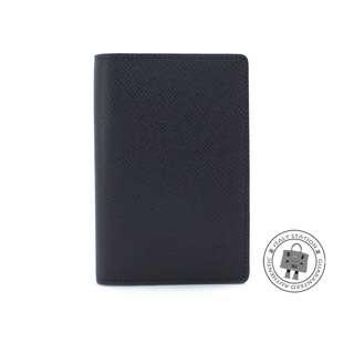 (NEW) LOUIS VUITTON M61281 SLIM WALLET CALFSKIN SHORT WALLET, BLACK 全新 銀包 黑色