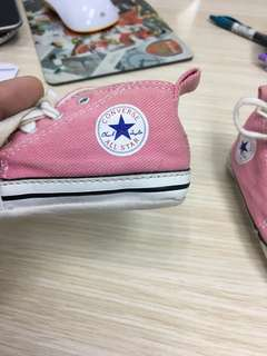 Preloved Converse Shoes (Newborn)