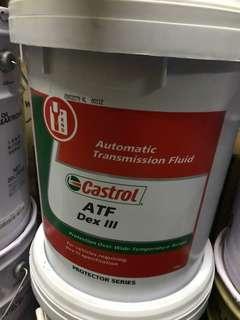 Castrol ATF DexIII 20L