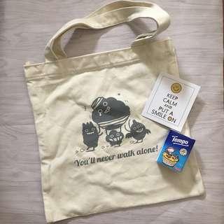 帆布 Tote Bag 購物袋