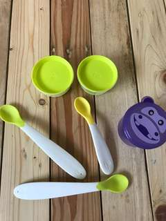Mothercare feeding set