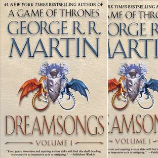 Dreamsongs, Volume I (Dreamsongs #1) by George R.R. Martin