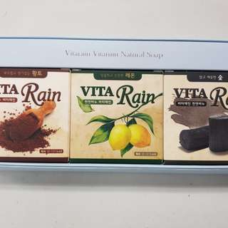 Soap vitamin natural from Korea