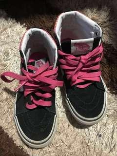 VANS girls shoes size US 11
