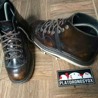Dr martens philips monkey boots size 39