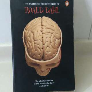 The Collected Short Stories of Ronald Dahl