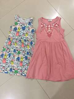Girl Dresses for 7-8y