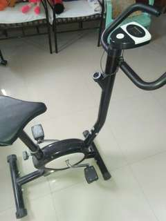 Pedal exercise