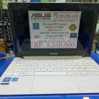 Promo Notebook Asus E203NAH