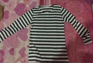 Stripes lengan panjang