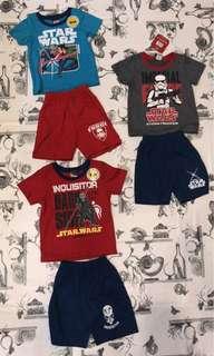 Star Wars kids wear