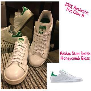 Adidas Originals Stan Smith Honeycomb Gloss (Authentic)