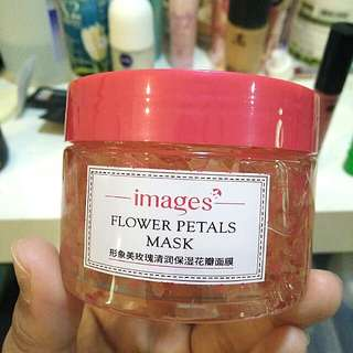 Face Flower Mask
