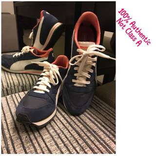Puma Sneakers in Blue (Authentic)