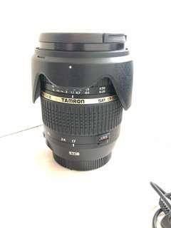 Tamron 17-50mm f2.8 防震鏡頭