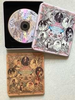 Girls' Generation The Boy CD