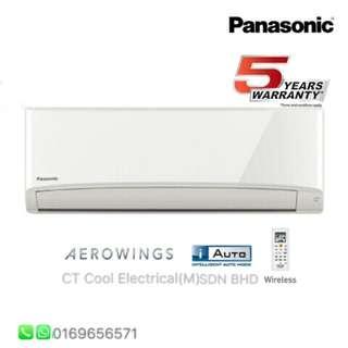 Panasonic Aircond Promotion